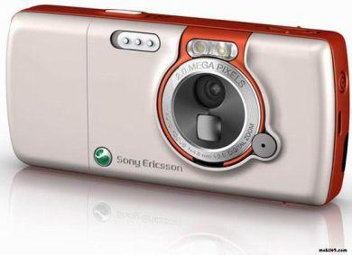 Fille sur le téléphone appareil photo